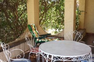 Апартаменты с садом и парковочных местом