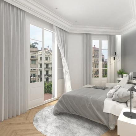 Квартира в центре Барселоны