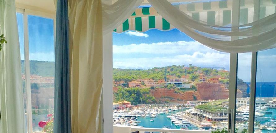Красивая квартира с видом на море!