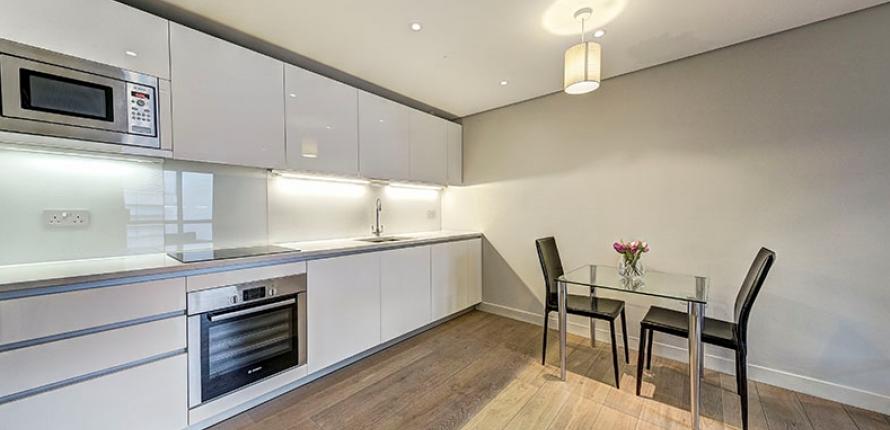 Двухспальный апартаменты в лондоне