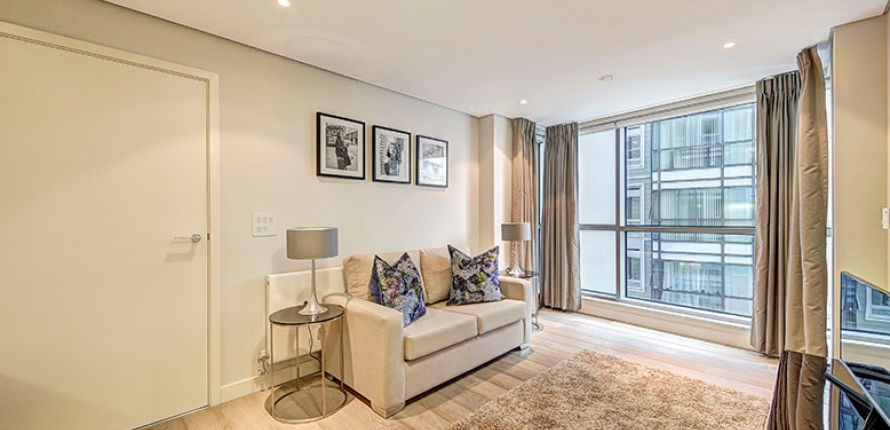 Односпальный апартамент в лондоне