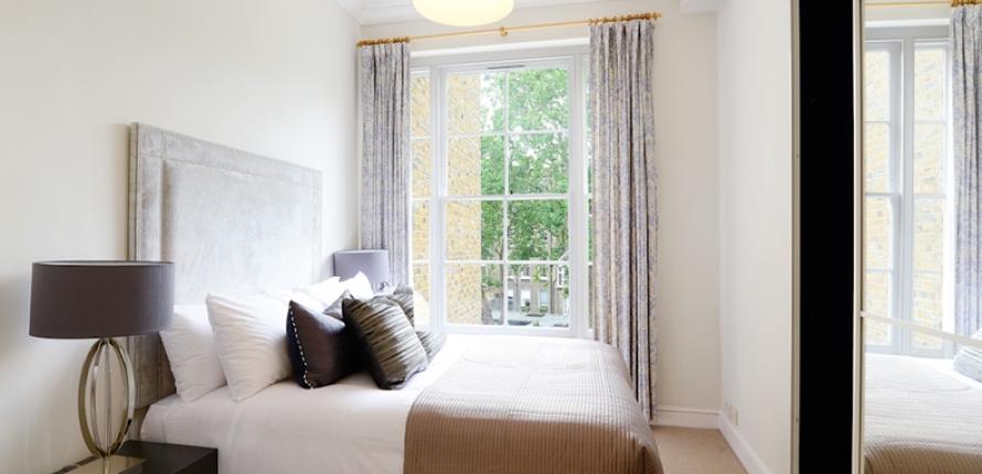 Двухспальный апартамент кенсингтон лондон