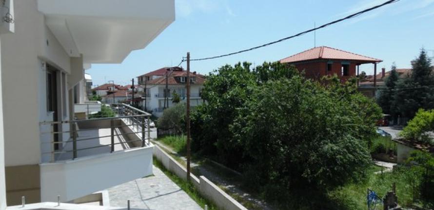 Шикарная квартира в г.катерини, греция