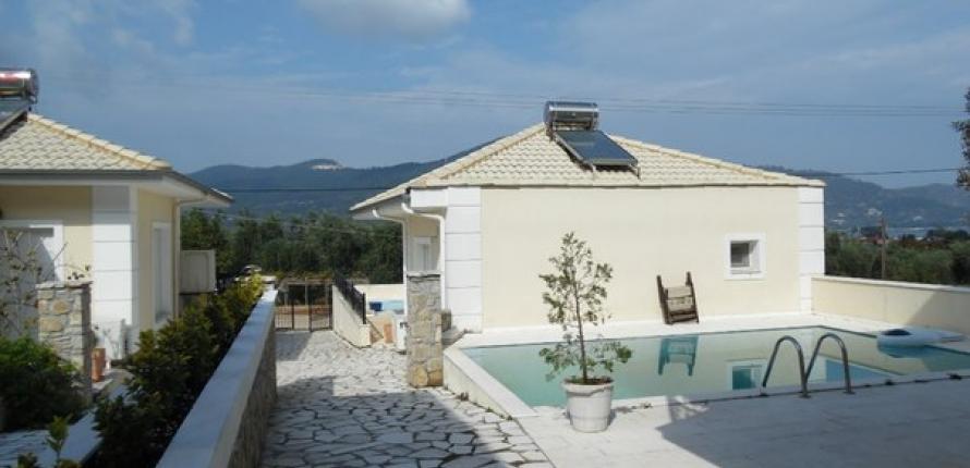 Вилла на о.тасос, греция
