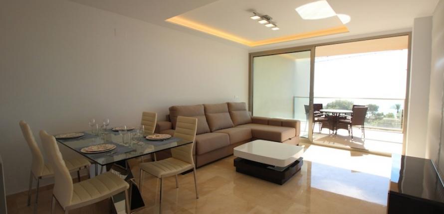 Апартаменты класса люкс, 1 линия моря, испания