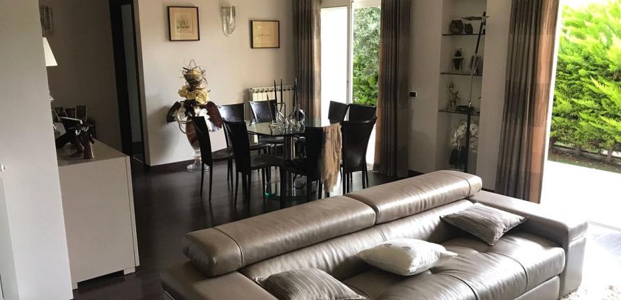 Квартира с верандой